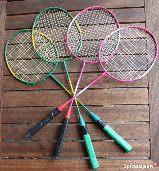 Rakietki do badmintona