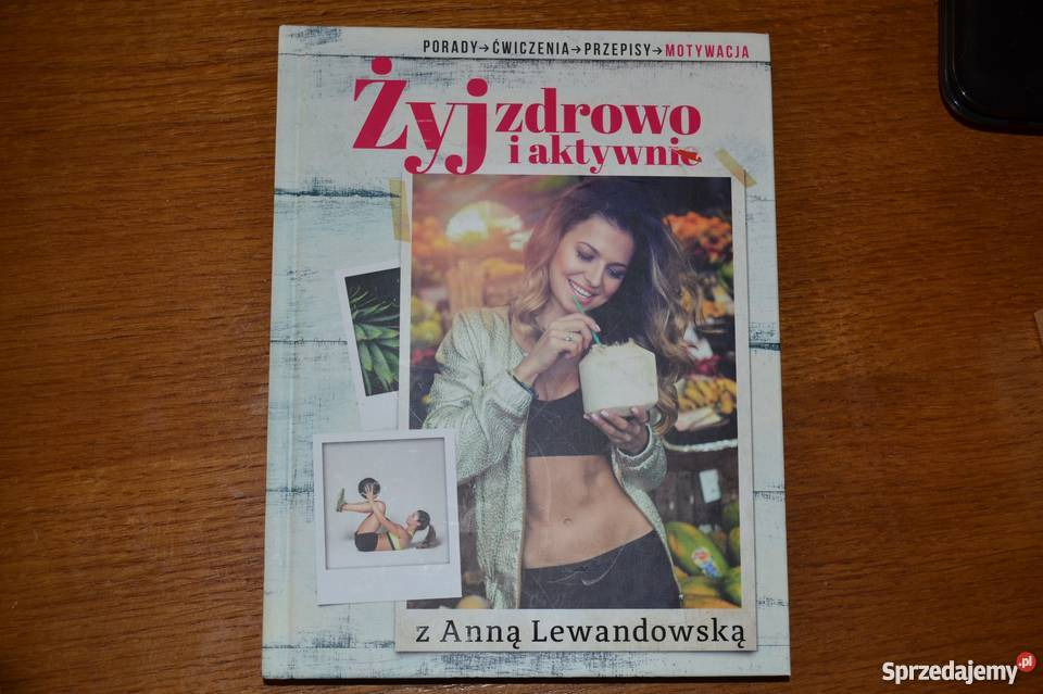 Poradnik Anny Lewandowskiej