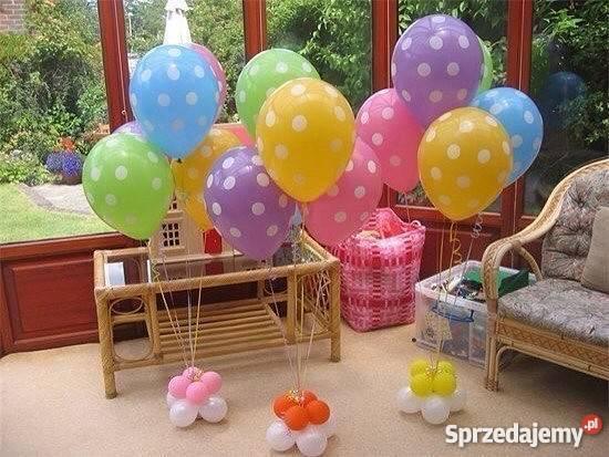 Balony na imprezę