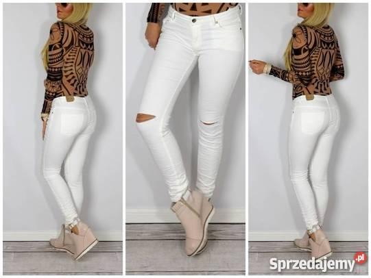 3205df25 Jak nosić białe spodnie, jaki model wybrać z czym łączyć ...