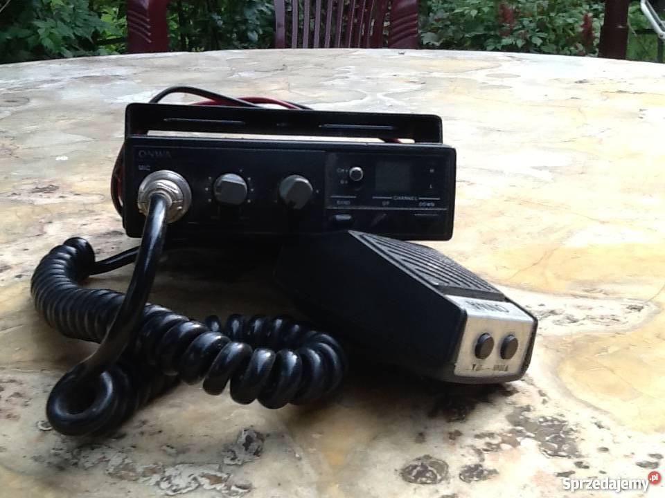 CB radio używane