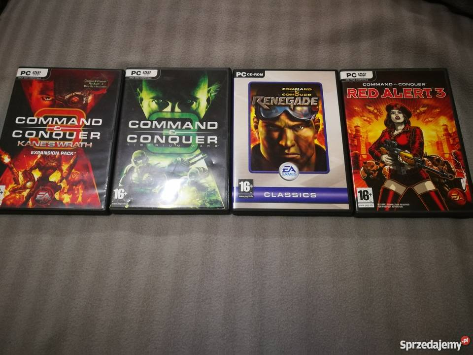 seria gier Command & Conquer