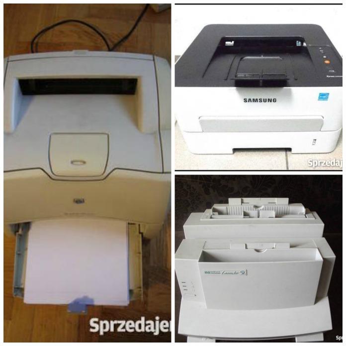 Drukarka laserowa powoli wypiera drukarki atramentowe