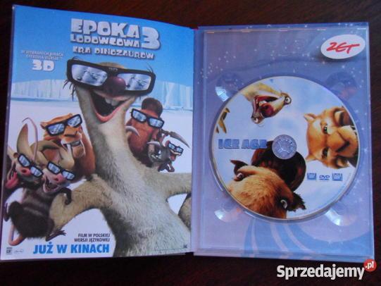 Epoka lodowcowa - książka i film
