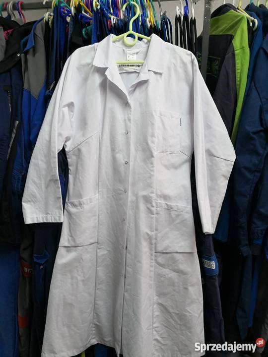 fartuch laboratoryjny