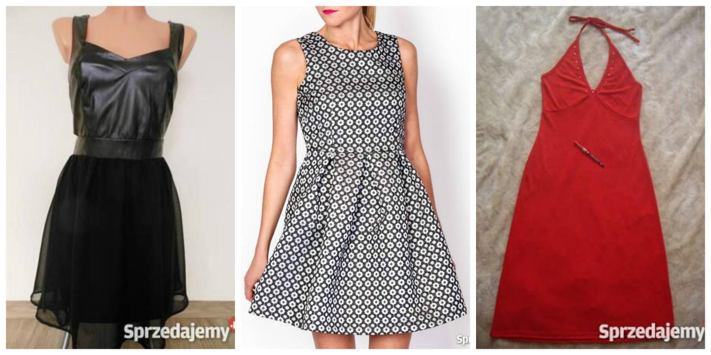 f746bfe37a3e26 Sukienki dla gruszki powinny być gładkie i jednokolorowe - unikaj wzorów i  zdobień