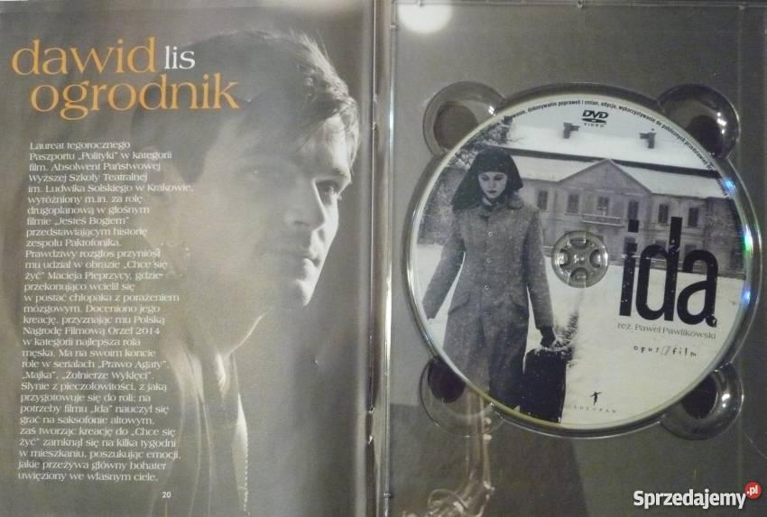 Płyta DVD IDA