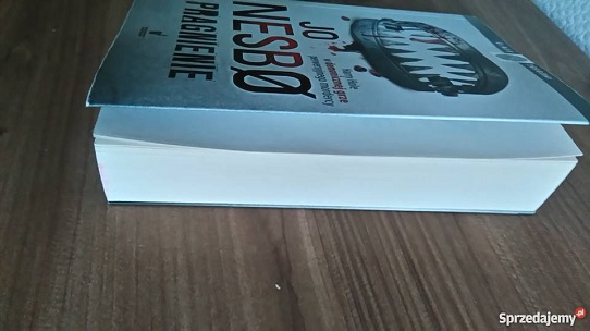 Książka Jo Nesbo Pragnienie