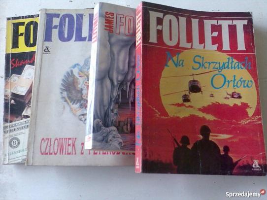Książki Kena Folletta
