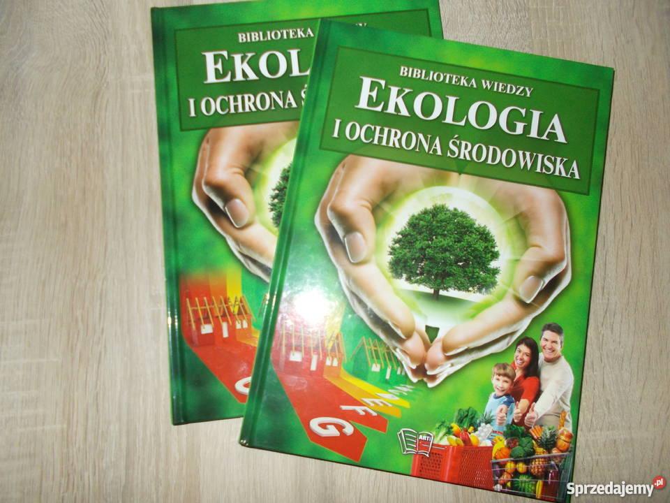 książka o ochronie środowiska