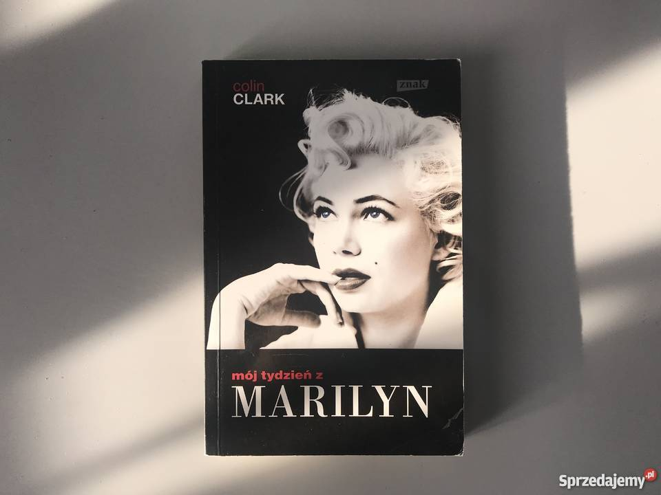 Książka o Marilyn Monroe