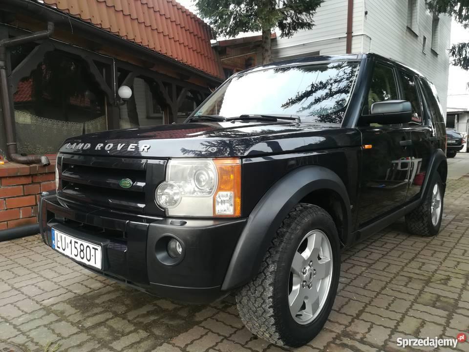 samochód Land Rover Discovery