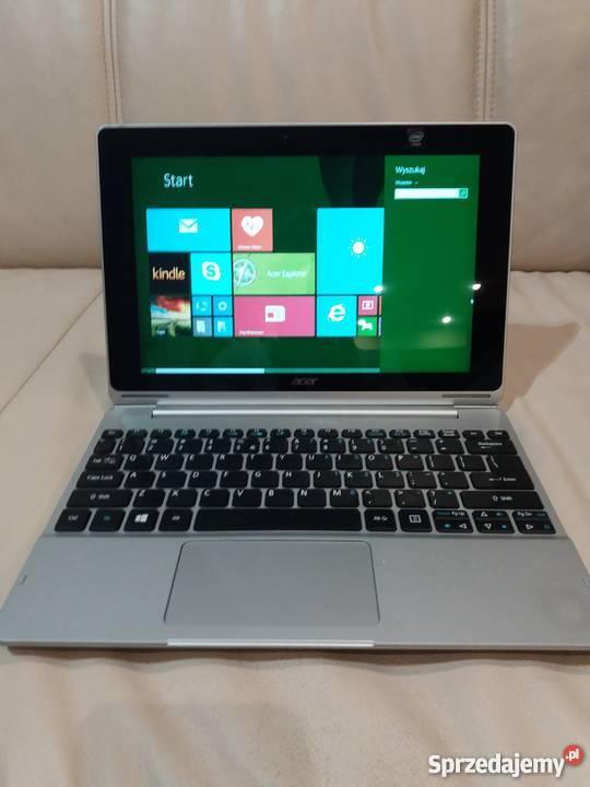 biznesowy laptop