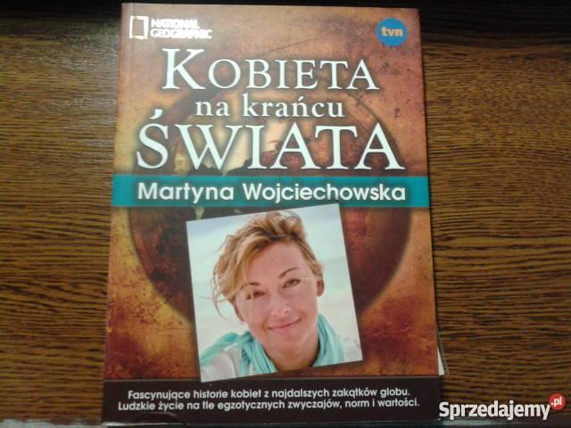 Książka Martyny Wojciechowskiej