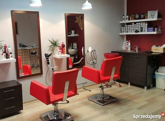 Meble fryzjerskie