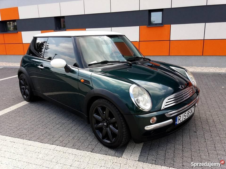 samochód Mini Cooper
