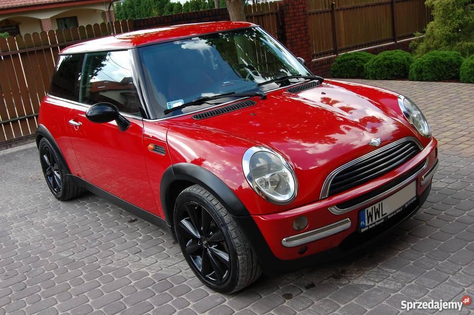 samochód Mini One