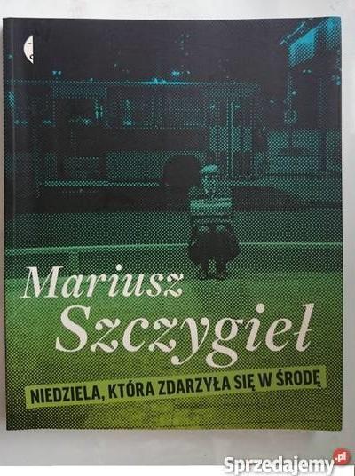 Książka Mariusza Szczygła