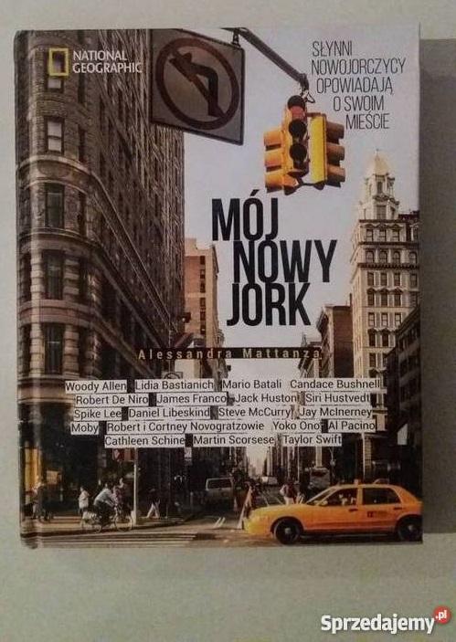 Nowy Jork przewodnik