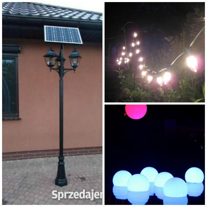 Oświetlenie ogrodowe jakie wybrać? Sprzedajemy.pl