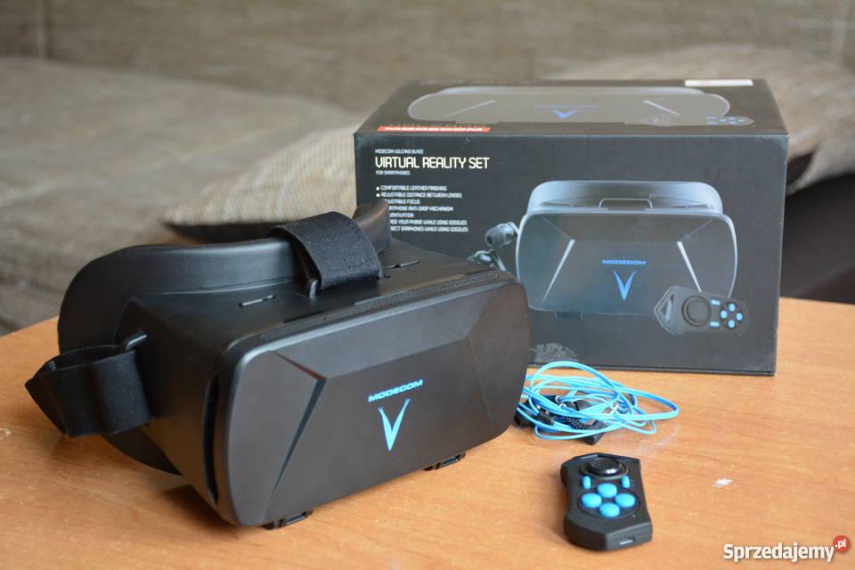 Okulary Virtual Reality