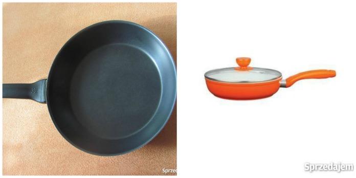 Poważne Patelnia ceramiczna czy teflonowa? Jaką patelnię wybrać YO39