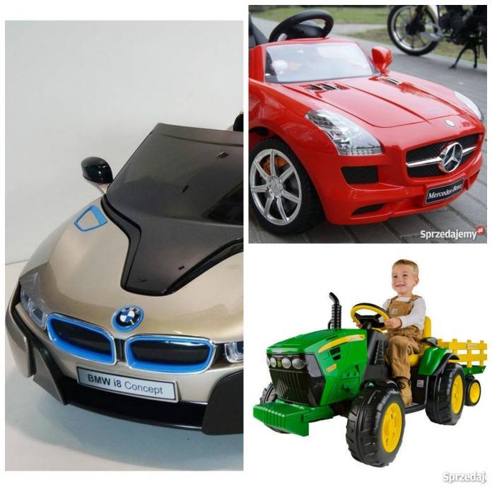 Zakup pojazdu dla dziecka należy dobrze przemyśleć