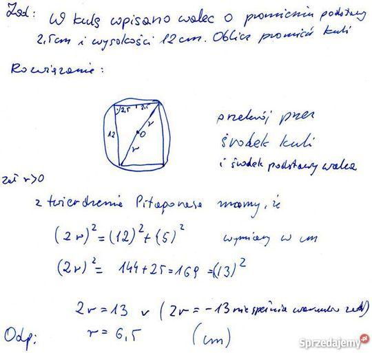 Pomoc w matematyce