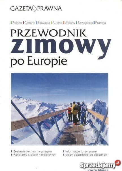Przewodnik zimowy po Europie