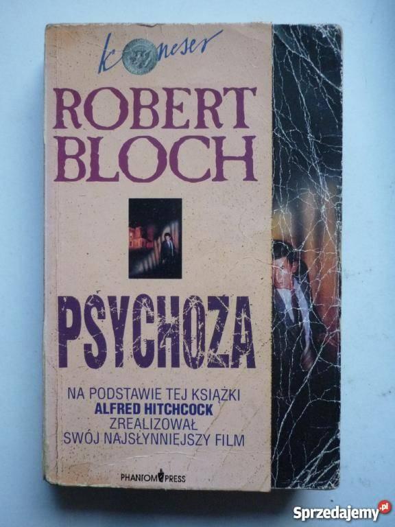 Książka Psychoza