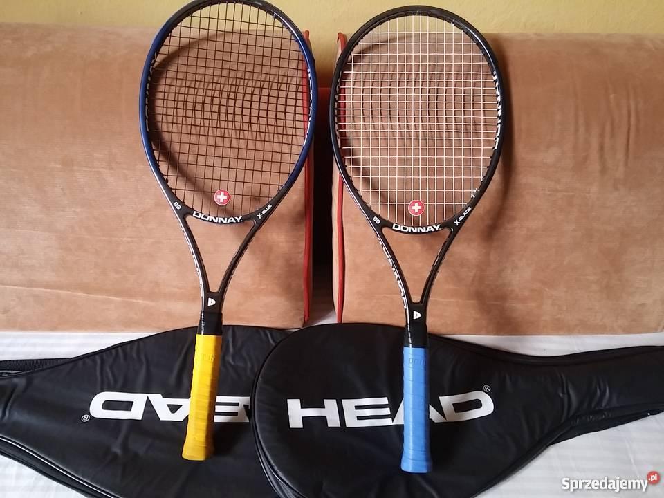 Rakiety do gry w tenisa