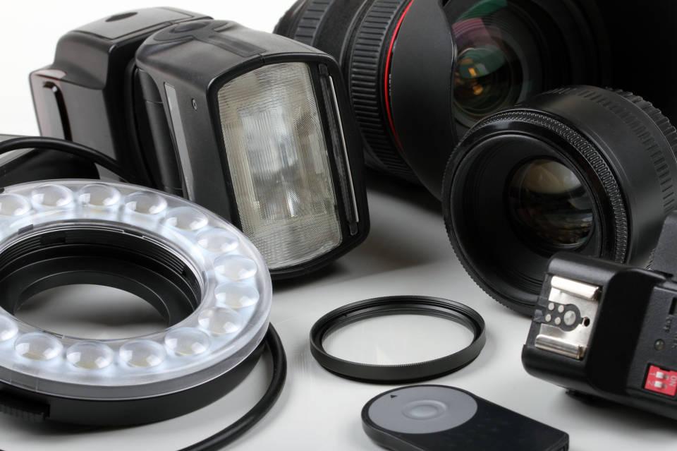 Akcesoria fotograficzne - co kupić oprócz aparatu (cz. II)