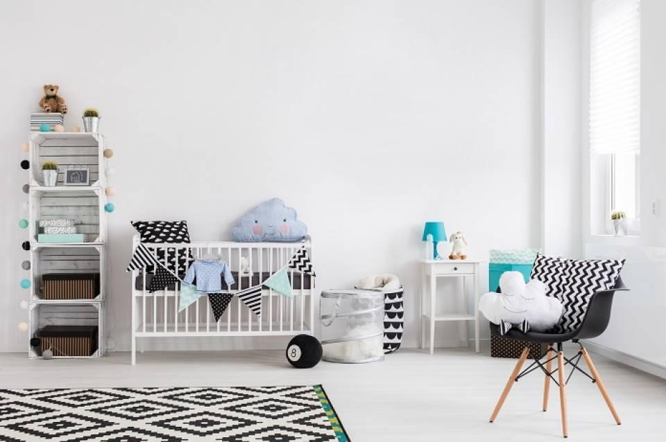 Kolory w pokoju dziecka? Jakie znaczenie mają kolory w dziecięcym pokoju?