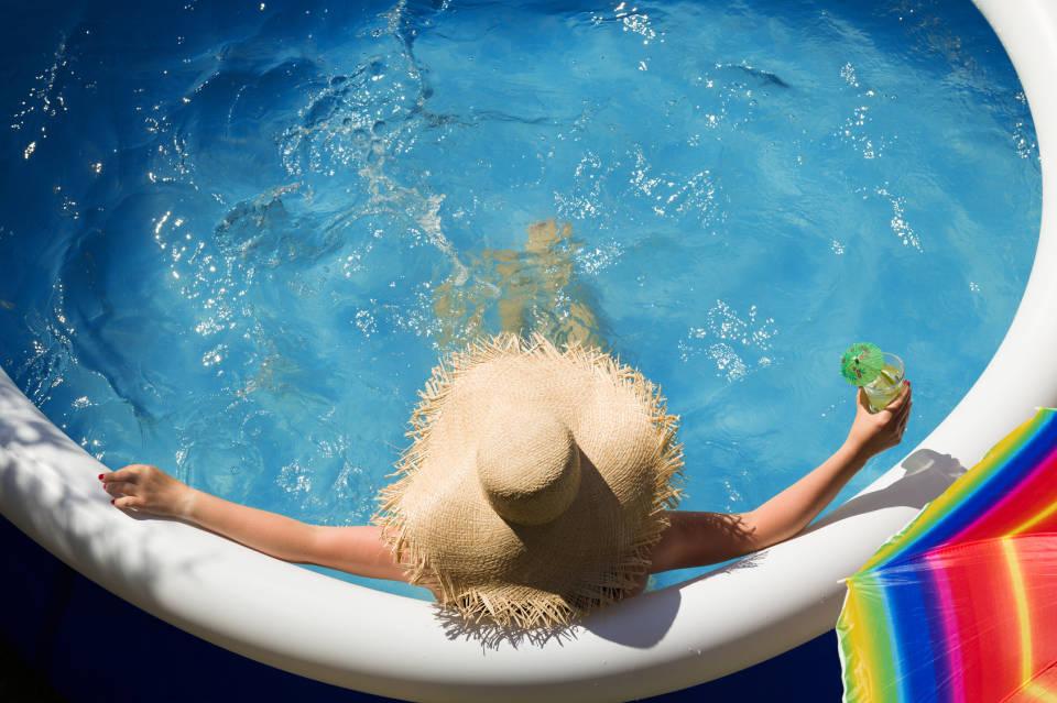 Jaki kupić basen ogrodowy? Jakie oczko wodne wybrać?