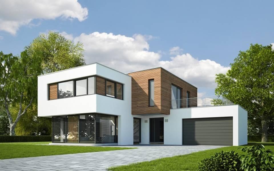 Bardzo dobra Jaka elewacja domu? Pomysły na kolor i materiały na elewację domu FU96