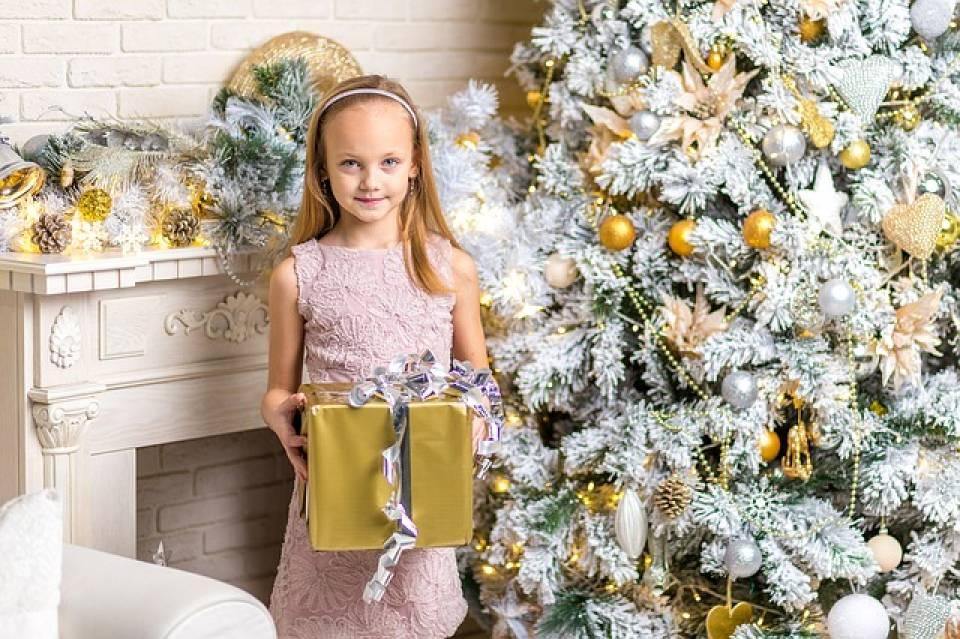 Bardzo dobry Co na prezent dla dziewczynki? 7 pomysłów na prezent pod choinkę IN86