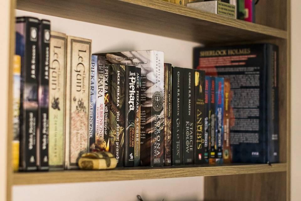 Jak Urządzić Domową Biblioteczkę Regały I Półki Na Książki