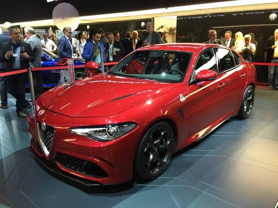 Najpopularniejsze modele samochodów marki Alfa Romeo