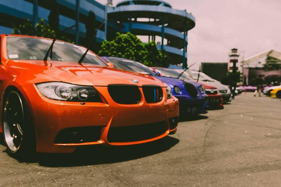 Podział typów nadwozi samochodów