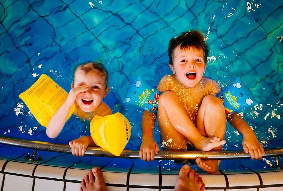 Jak przygotować dziecko do nauki pływania?
