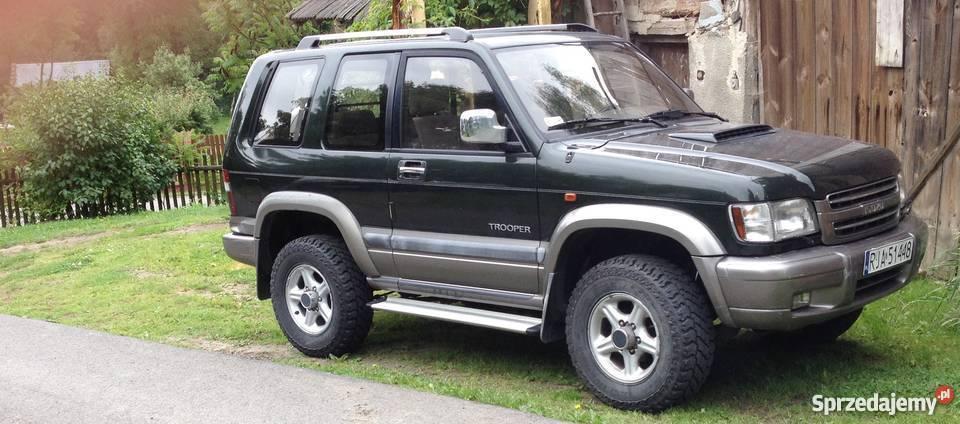 Isuzu - historia powstania marki i najpopularniejsze modele samochodów osobowych