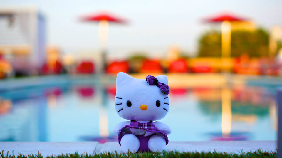 Jakie akcesoria dla dzieci z Hello Kitty wybrać? Poznaj postacie z bajki