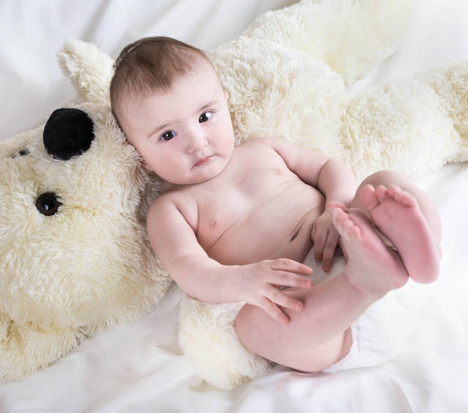 Jaki prezent wybrać dla niemowlaka?