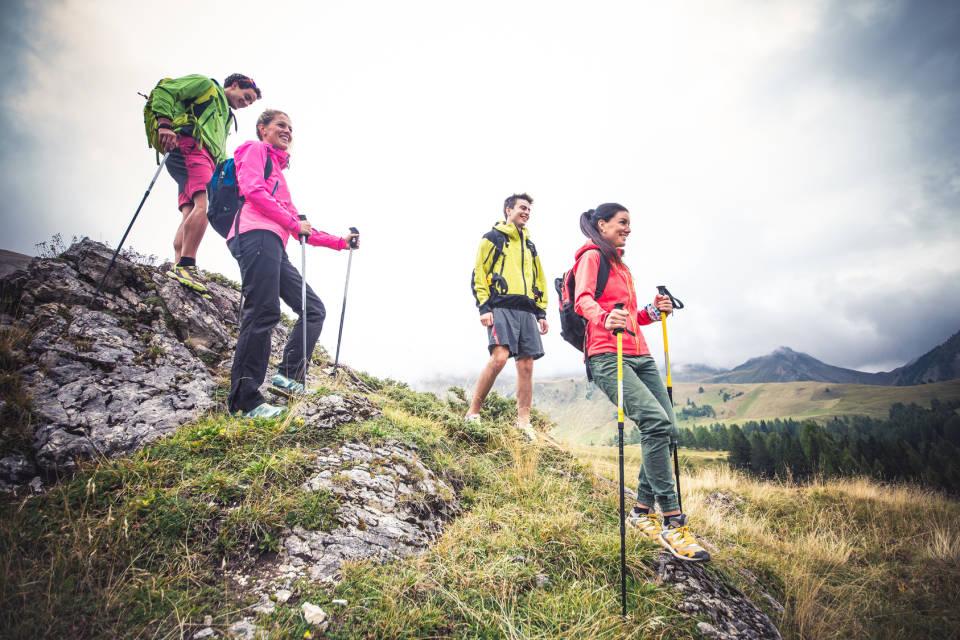 Jak wybrać kijki trekkingowe?