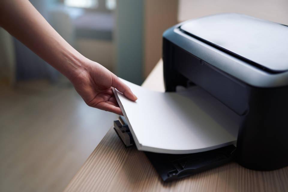 Używana drukarka atramentowa czy laserowa? Którą wybrać?