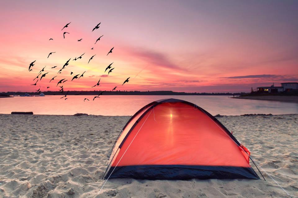 Jak kupić namiot turystyczny?