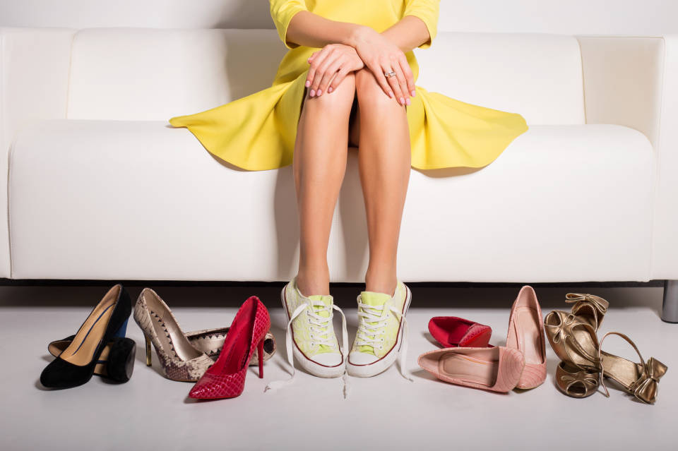 Espadryle, trampki czy baleriny - jakie buty wybrać na wiosnę?