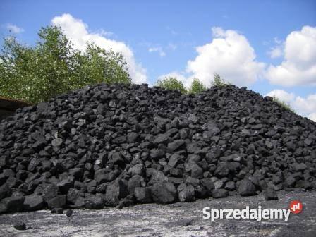 kopiec węgla