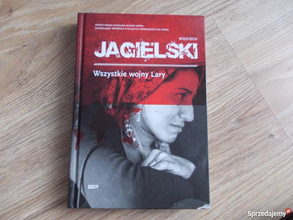 Książka Wojciecha Jagielskiego