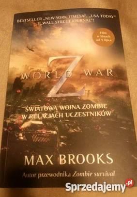 książka world war z